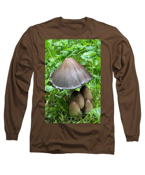 Inky Caps Long Sleeve T-Shirt