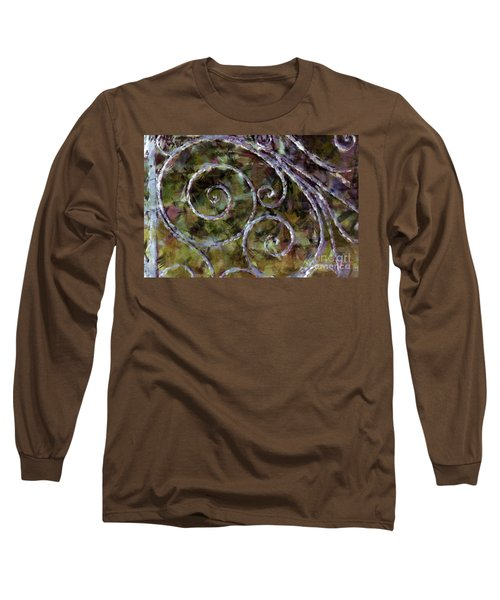 Iron Gate Long Sleeve T-Shirt by Donna Bentley