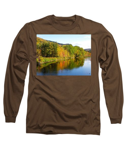 Painted Brook Long Sleeve T-Shirt