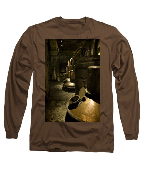 Long Sleeve T-Shirt featuring the photograph Tequilera No. 1 by Lynn Palmer
