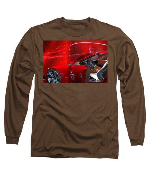 2013 Lexus L F - L C Long Sleeve T-Shirt