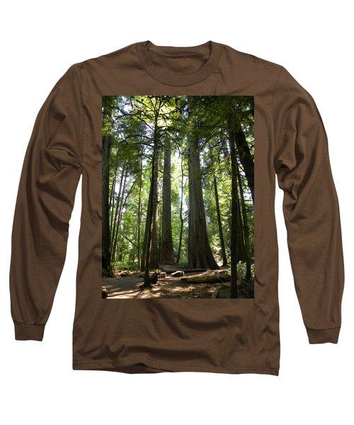 A Green World Long Sleeve T-Shirt