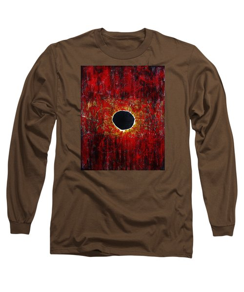 A Long Time Coming Long Sleeve T-Shirt by Michael Cross