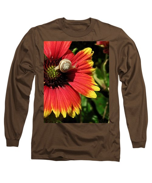 A Snail's Pace Long Sleeve T-Shirt