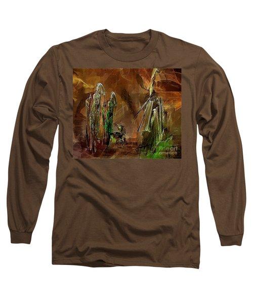 Abs 0191 Long Sleeve T-Shirt