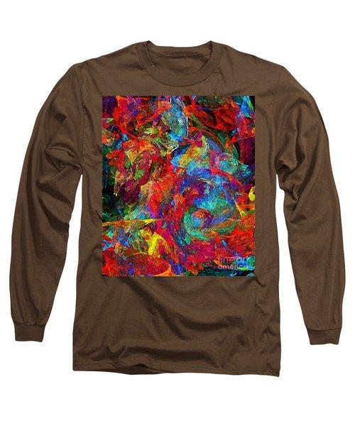 Abs 0321 Long Sleeve T-Shirt