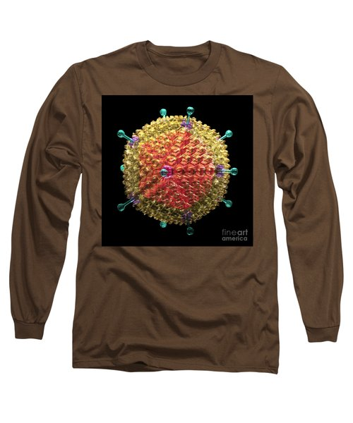 Adenovirus 36 Long Sleeve T-Shirt