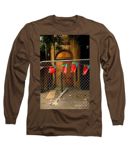 After The Quakes - No Go Zone Long Sleeve T-Shirt
