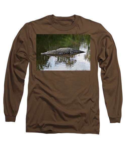 Alligator 1 Long Sleeve T-Shirt