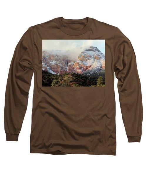 Arizona Snowstorm Long Sleeve T-Shirt