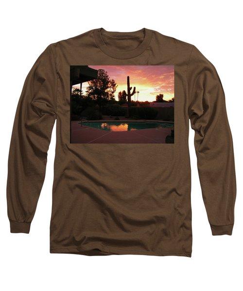 Arizona Sunrise 04 Long Sleeve T-Shirt