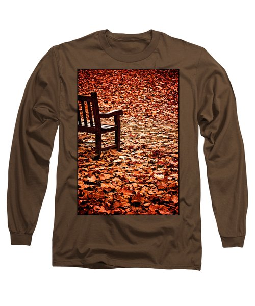 Autumnal Colours Long Sleeve T-Shirt