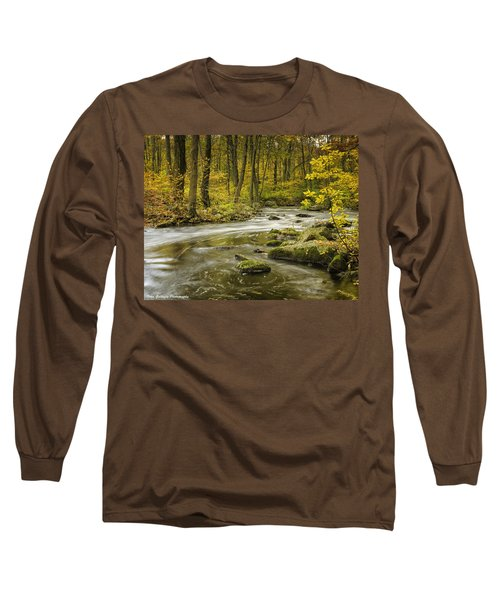 Babbling Brook Long Sleeve T-Shirt