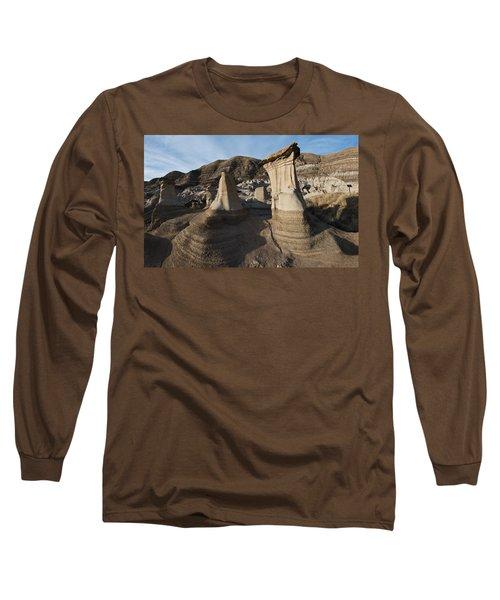 Badland Hoodoos Alberta Long Sleeve T-Shirt