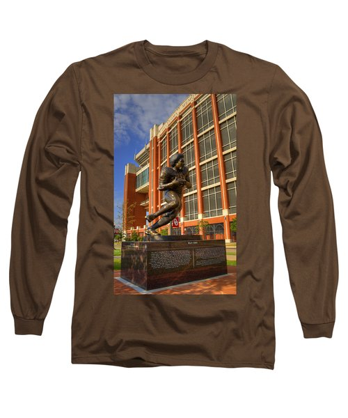 Billy Sims Long Sleeve T-Shirt