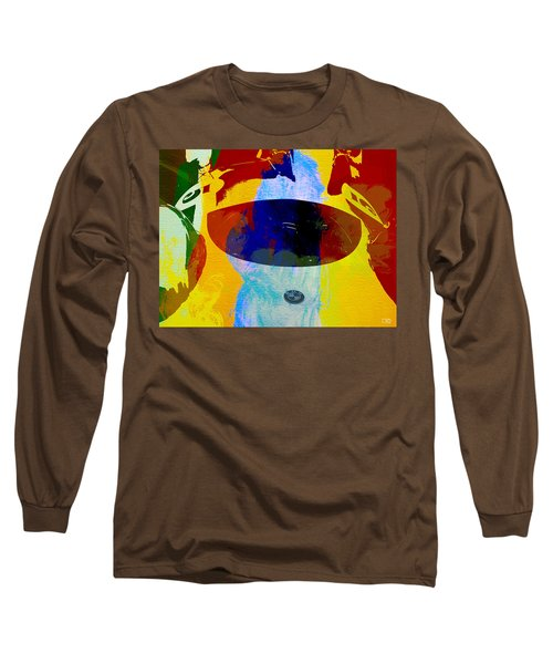 Bmw Open Cockpit Watercolor Long Sleeve T-Shirt
