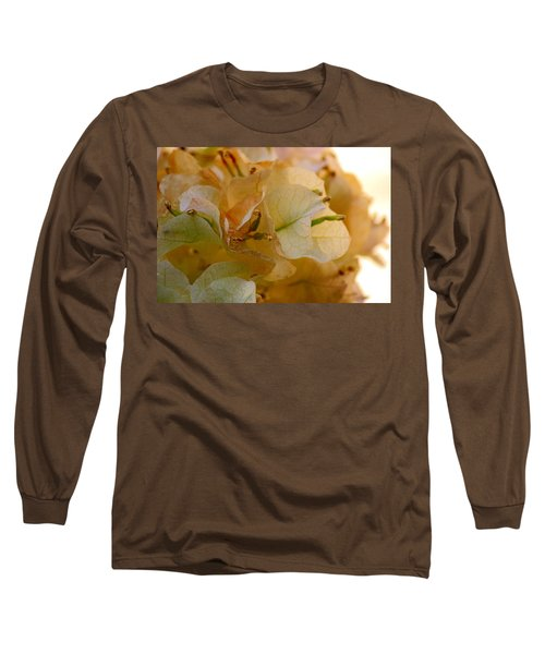 Bougainvillea Memory Long Sleeve T-Shirt
