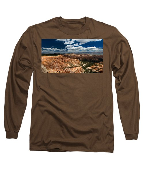 Bryce Canyon Ampitheater Long Sleeve T-Shirt