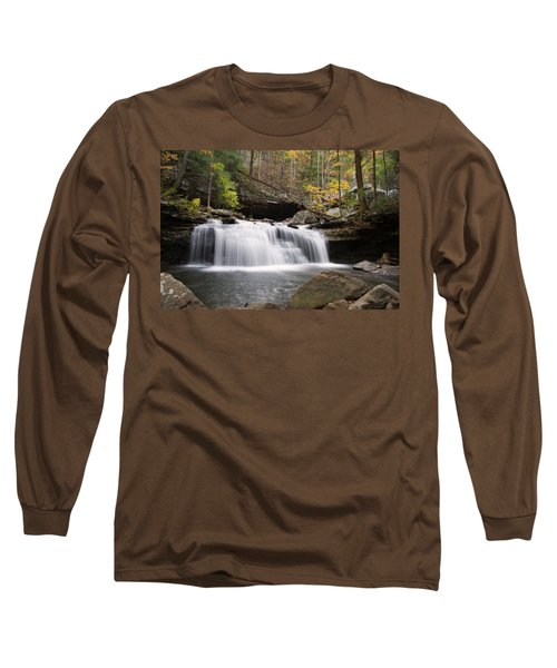 Canyon Waterfall Long Sleeve T-Shirt
