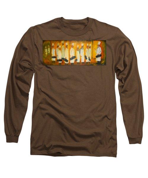 Chef School Long Sleeve T-Shirt