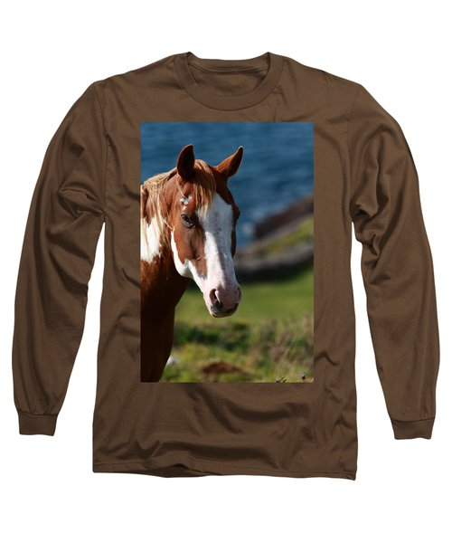 Chestnut Mare  Long Sleeve T-Shirt