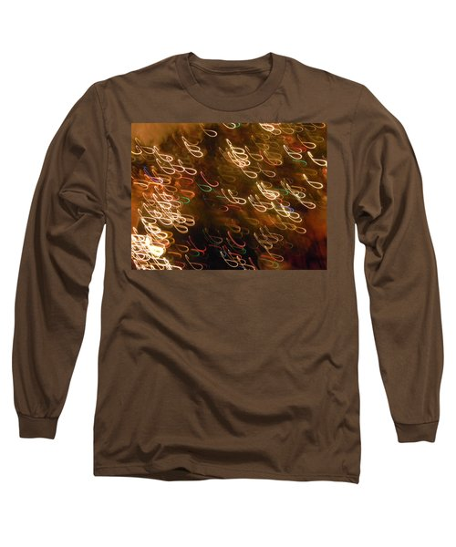 Christmas Card - The Manger Long Sleeve T-Shirt
