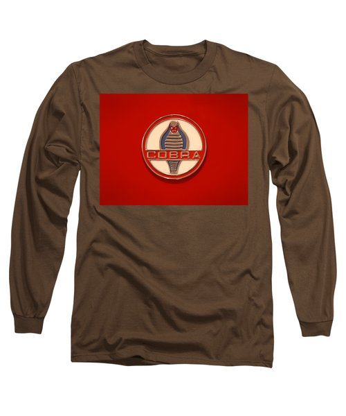 Cobra Emblem Long Sleeve T-Shirt