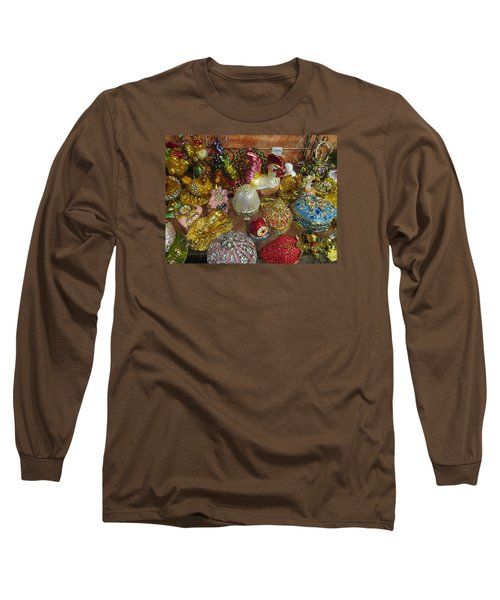 Long Sleeve T-Shirt featuring the photograph  Fancy And Colorful by Tina M Wenger