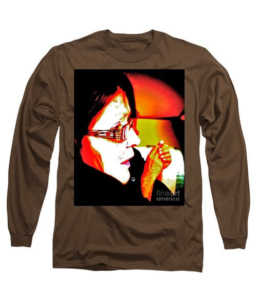 Come Here My Pretty Long Sleeve T-Shirt by Xn Tyler