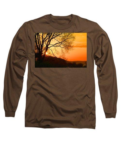 Coming Up Long Sleeve T-Shirt