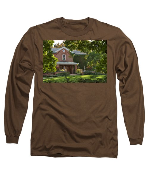 Long Sleeve T-Shirt featuring the photograph Cowles House by Joseph Yarbrough