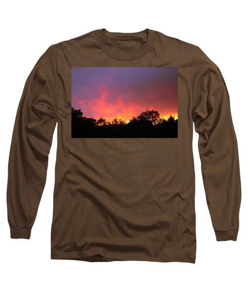 Crepuscule Long Sleeve T-Shirt by Bruce Patrick Smith