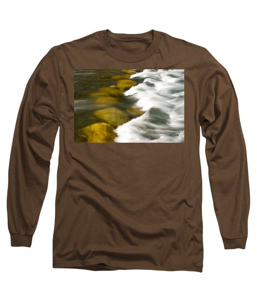 Crossing The Creek Long Sleeve T-Shirt