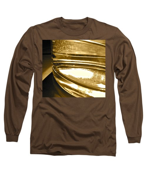 Long Sleeve T-Shirt featuring the photograph cup IV by Bill Owen