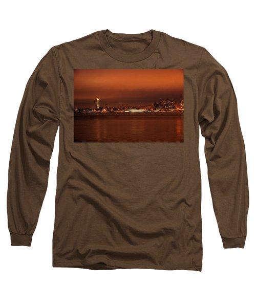 Daybreak Ferry Long Sleeve T-Shirt