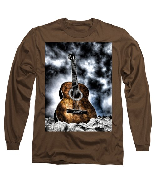 Devils Acoustic Long Sleeve T-Shirt