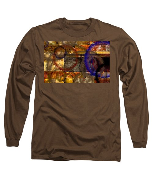 Don't Be A Square Long Sleeve T-Shirt by Renate Nadi Wesley