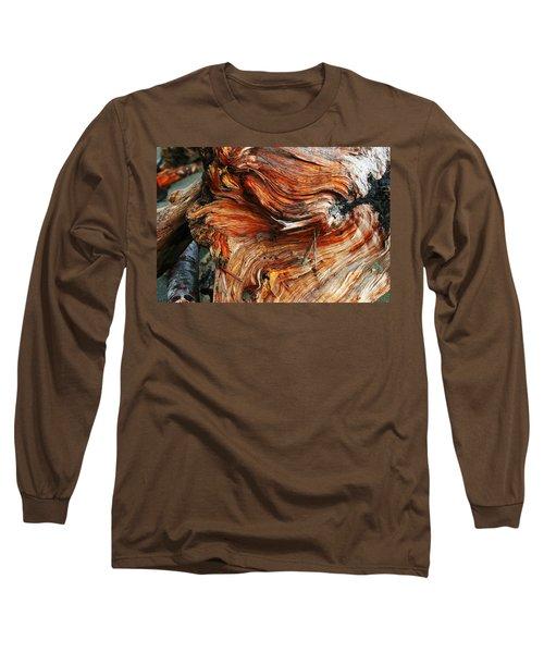 Drift Redwood Long Sleeve T-Shirt