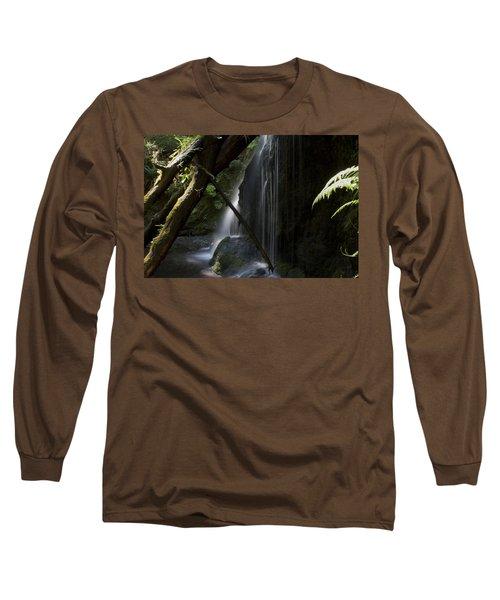 Eden On Orcas Long Sleeve T-Shirt