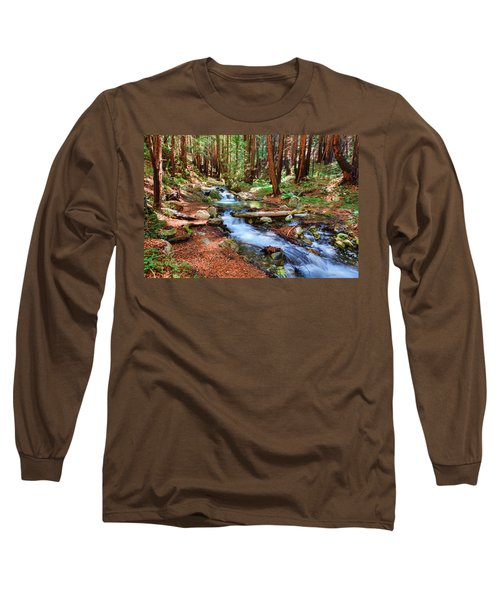 Enchanted Forest Long Sleeve T-Shirt