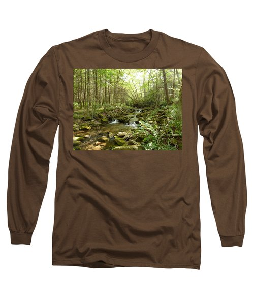 Enchanted Stream Long Sleeve T-Shirt