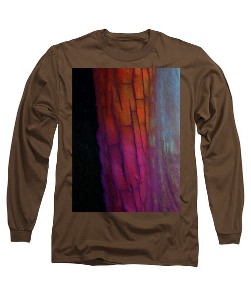 Long Sleeve T-Shirt featuring the digital art Enter by Richard Laeton