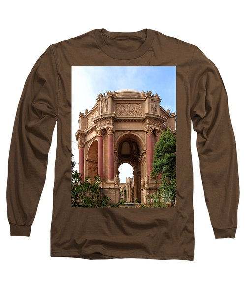 Exploratorium San Francisco Long Sleeve T-Shirt