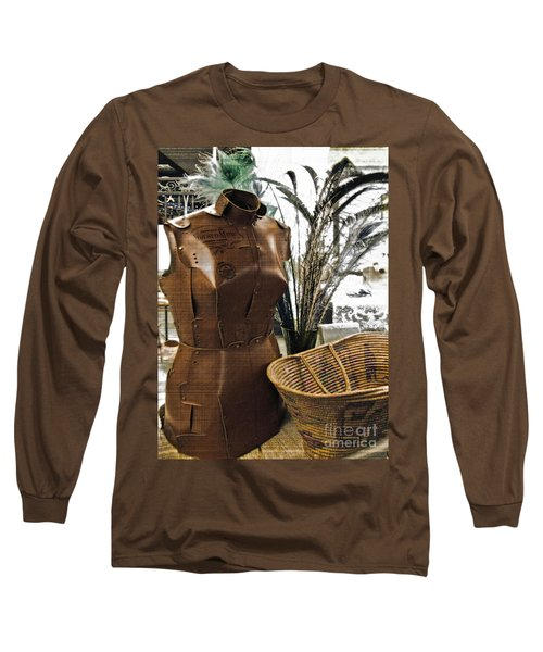 Fashionable Flea Market Long Sleeve T-Shirt