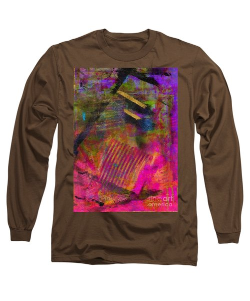 Finding Gold After A Very Long Search Long Sleeve T-Shirt