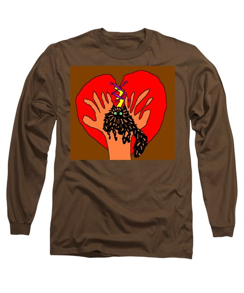 For Zsa Zsa Long Sleeve T-Shirt