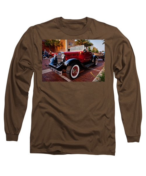 Ford Roadster Long Sleeve T-Shirt