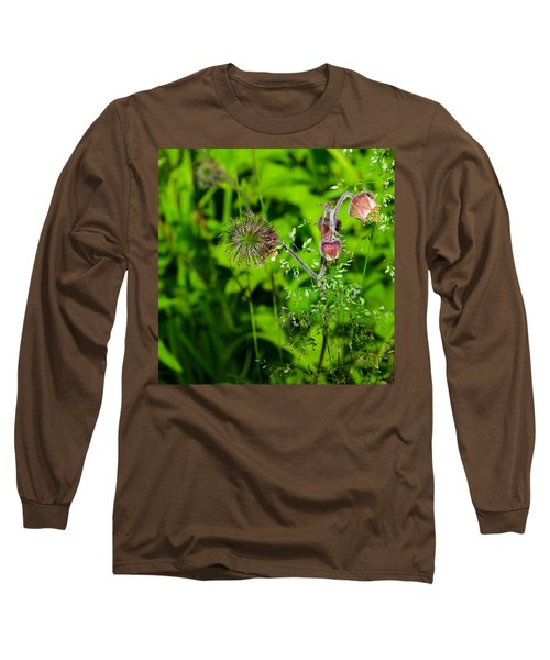 Forest Nymph Long Sleeve T-Shirt