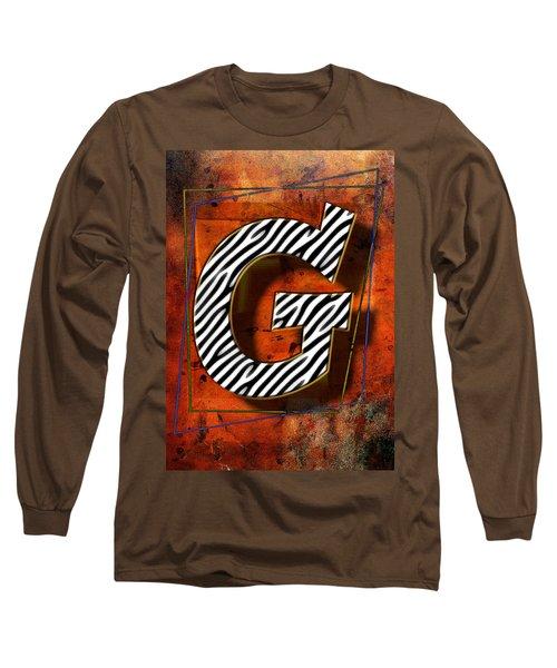 G Long Sleeve T-Shirt
