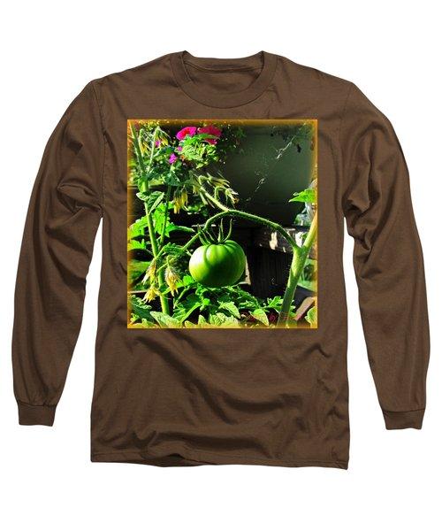 Green Tomatoes Long Sleeve T-Shirt
